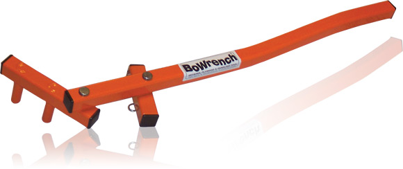 Bowrench bo wrench deck tool