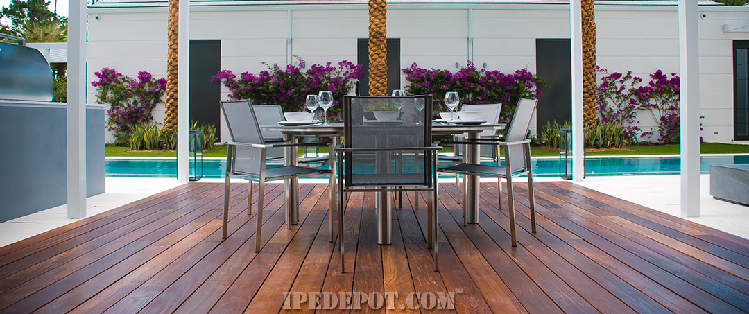 ipe decking gallery