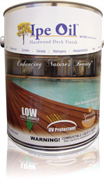messmers uv deck finish for ipe decking